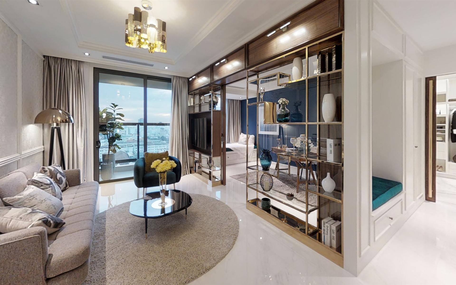 Thiết kế kiến trúc nội thất